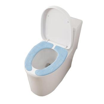 马桶坐垫通用四季家用防水马桶贴圈坐便器垫坐便套马桶套粘贴垫