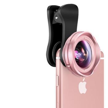 手机镜头广角通用单反摄像头华为微距鱼眼拍照专业三合一套装外置拍摄安卓摄影苹果iphone