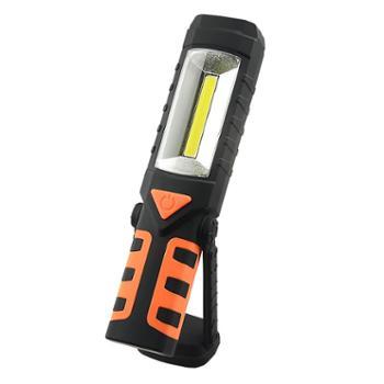 充电式led手电筒 防摔强光超亮