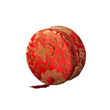 居家太太 针线盒套装婚庆红色针线包家用创意婚庆用品针线礼盒