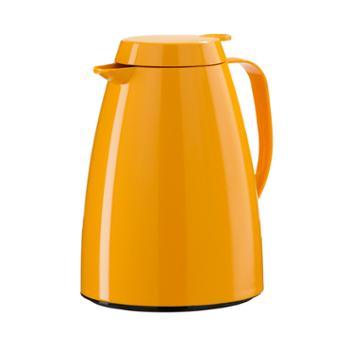 德国爱慕莎emsa保温壶家用玻璃内胆热水瓶暖壶办公会议水壶1.0L