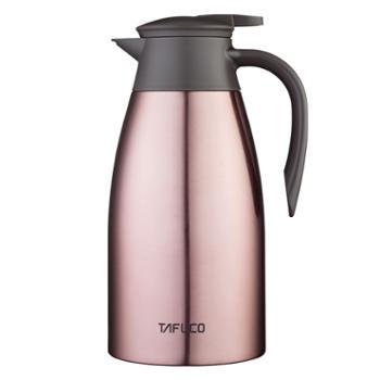 日本泰福高304不锈钢保温壶家用热水瓶