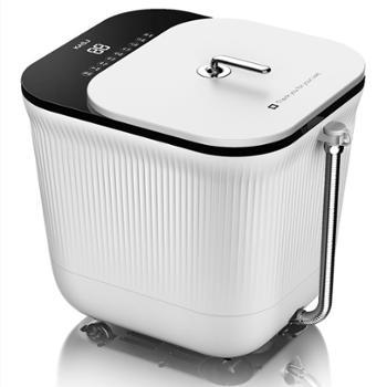 KASJ泡脚桶足浴盆全自动电动按摩洗脚盆加热恒温家用足疗器