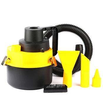 车载吸尘器 大功率圆桶干湿两用吸尘器