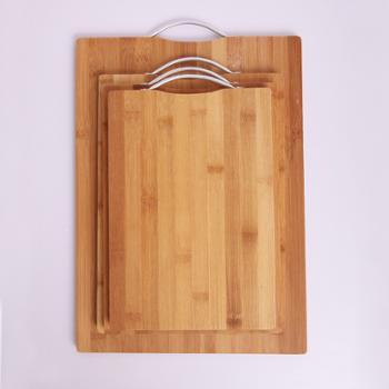 工艺碳化砧板 切菜板 楠竹菜板