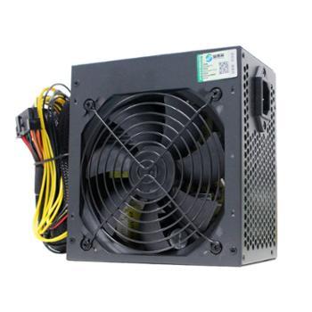 富善能额定500W电脑电源台式机ATX电源静音主机电源