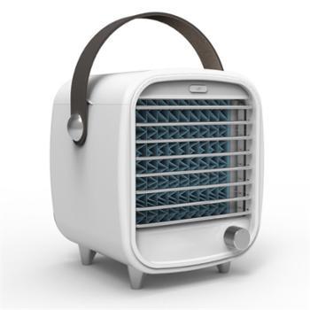 大头人usb充电便携式旧时光冰冷风扇