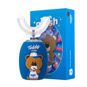 Xparkle 泰迪联名款儿童u型电动牙刷 c01