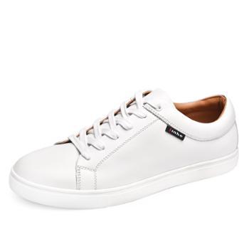 金猴日常休闲鞋透气小白鞋男SQ25318A