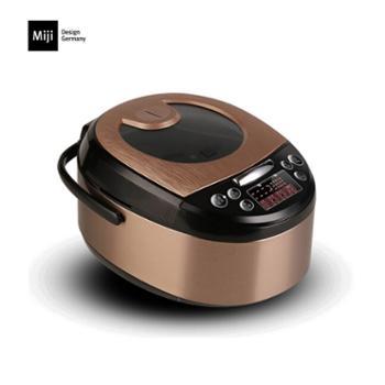 米技4升大容量不粘内胆多功能天窗版电饭煲ECM48A
