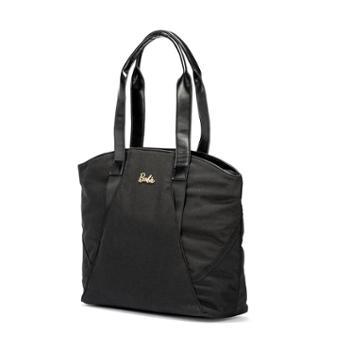 芭比Barbie托特包包手挽包单肩时尚女包通勤女包OL(大包)BBFB622