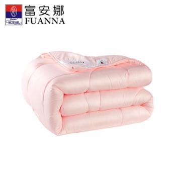 富安娜/FUANNA保暖磨毛七孔被芯冬厚被