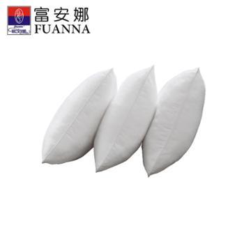 富安娜/FUANNA纯棉提花枕芯枕头