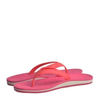 蔻驰(COACH) 女士 夏季 人字拖 凉鞋 美国码 6码 玫红色G1757