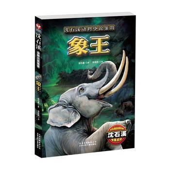沈石溪动物小说鉴赏 象王 童书 中国儿童文学
