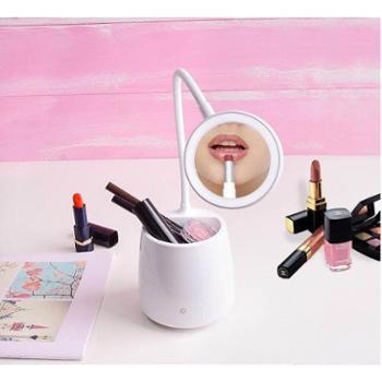 恩谷engue可充电式台灯学习护眼灯 白色