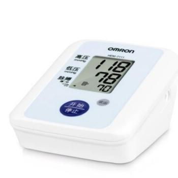 欧姆龙(OMRON)电子血压计 家用 HEM-7111(上臂式)