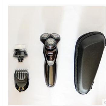 飞利浦(PHILIPS)电动剃须刀 S5560/33 多功能理容 全身水洗刮胡刀(带智能清洁器)