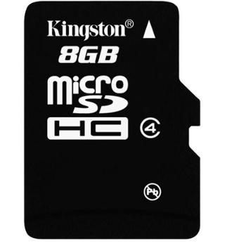金士顿(Kingston)8GB Class4 TF(Micro SD)存储卡