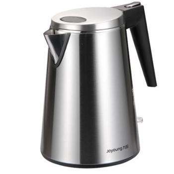 九阳(Joyoung)电热水壶K15-F1开水煲食品级304不锈钢无缝内胆1.5L