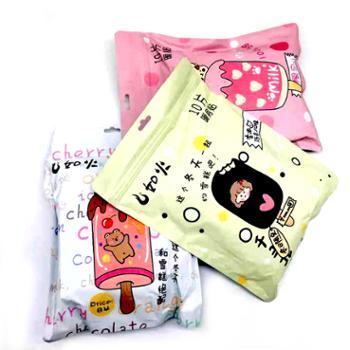 【3包装】如火保暖大号卡通发热贴1包10片