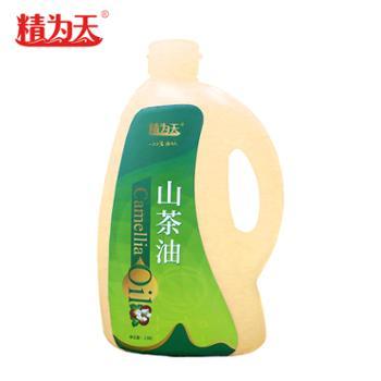精为天 野生山茶油 1.88L