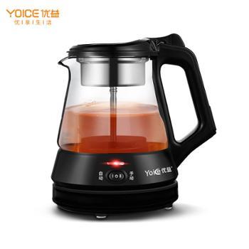 优益 养生壶 家用全自动玻璃电煮茶壶 Y-ZCQ2
