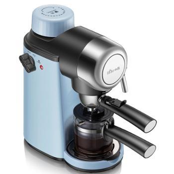 小熊/Bear高压萃取双出口蒸汽奶泡花式家用咖啡机KFJ-A02N1