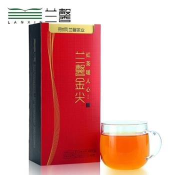 兰馨 特级金尖 贵州红茶盒装60g