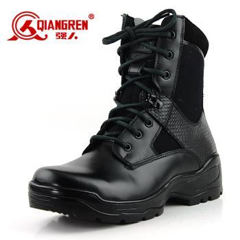 3515强人8寸高腰头层牛皮户外徒步靴511系列-X-3515