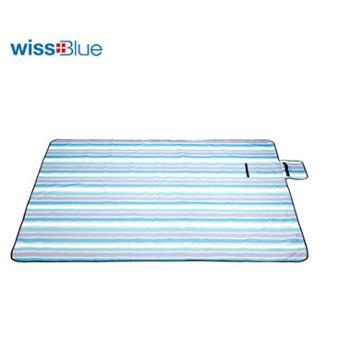 维仕蓝防潮垫地垫野餐垫WA8064蓝色