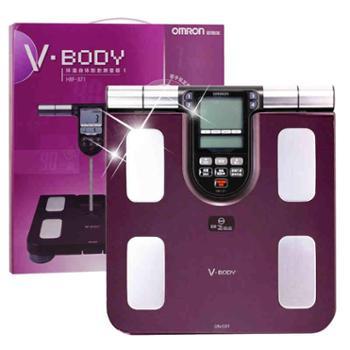 欧姆龙/OMRONV-BODYHBF-371体脂肪测量仪器减肥体脂仪电子称体重秤测脂肪率