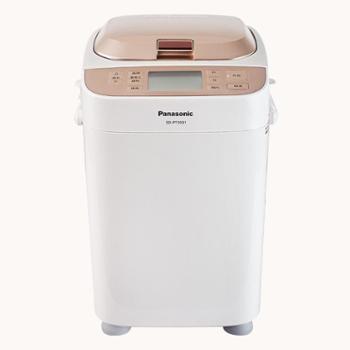 Panasonic/松下SD-PT1001智能变频面包机家用全自动投酵母果料