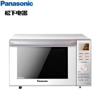 松下/PanasonicNN-DF366W家用变频微波炉23L微波炉/烤箱二合一智能变频31项自动烹饪菜单