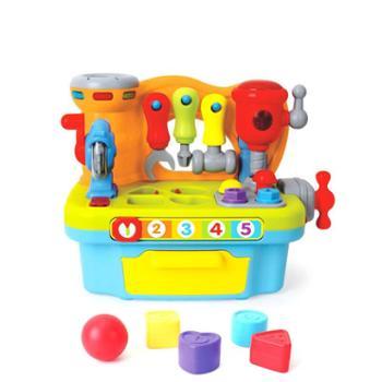 汇乐玩具907小小匠游戏工场学习桌工具箱