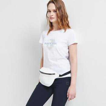 布来亚克女士圆领T恤SCW044