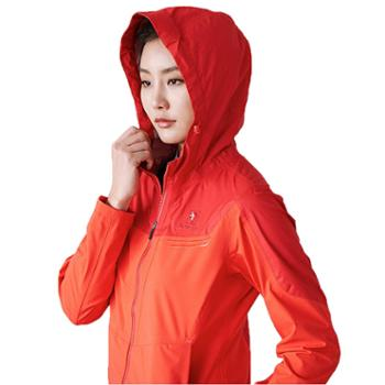 布来亚克女士防风透气冲锋衣SZW010