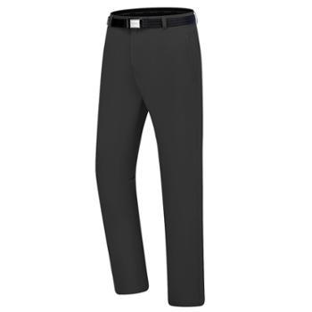 BLACK YAK 布来亚克男款弹力商务裤 MJM107 立体剪裁