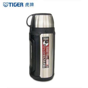 Tiger/虎牌 304不锈钢真空保温旅行杯 MHK-A15C 1500ml 颜色随机发