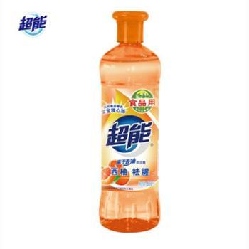 超能 洗洁精 (西柚祛腥)500g 6910019004705