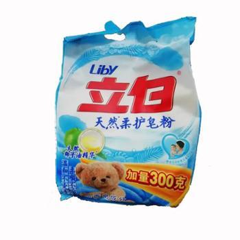 立白 天然柔护皂粉 含香皂成分 1.6千克加量装(1.6kg+300g)
