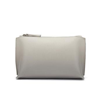 ELLE时尚手拿包银灰色GH162P90189