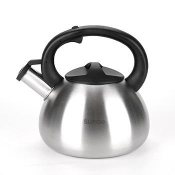 苏泊尔 不锈钢鸣笛 水壶 2.5L SS25N1