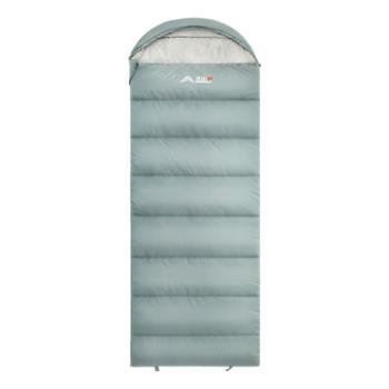 北山狼户外露营午休便携单人冬季加厚保暖睡袋