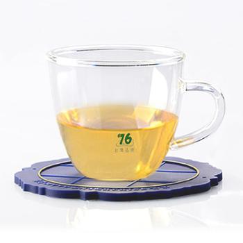 陶立方功夫茶具玻璃杯水杯茶杯XW-85ml