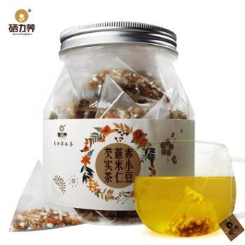 硒力荞红豆薏米茶210g