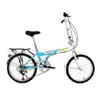 凤凰20寸折叠自行车