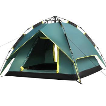创悦双层可独立使用户外帐篷CY-5909户外2-3-4人野营帐篷