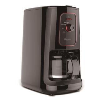 惠而浦磨豆式咖啡机WCM-JM0603D