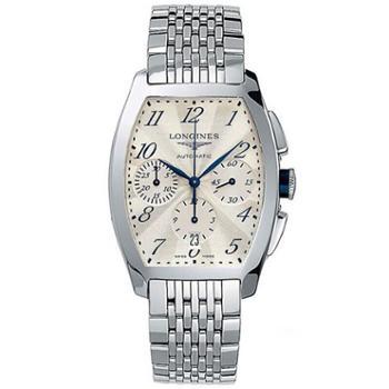 Longines浪琴典藏系列复古机械手表钢带男表L2.642.4.73.6Z